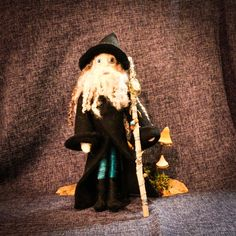 Brand new needle felted wizard at lomahsee.com http://www.lomahsee.com/product/needle-felted-wizardsorcerer/ 🧙♂️🧙♂️🧙♂️#wizard #magic #staff #fantasy #magical #needlefelted #needlefeltedcharacter #handmadeisbetter #handmade #handmadegifts #crafts #crafted #gifts #presents #HarryPotter #gandolf #merlin #sorcerers #spells