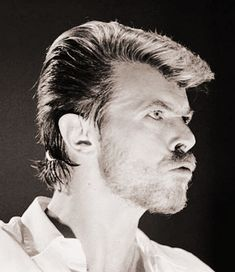 David Bowie, 1989 Tin Machine, First Crush, Star System, Twiggy, David Jones, Rockers, David Bowie, My Boyfriend, Comedians