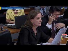 Gleisi é enquadrada em dia de derrotas para Dilma
