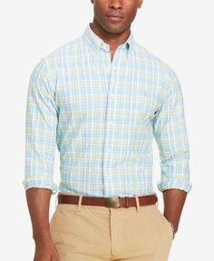 Polo Ralph Lauren Men's Checked Oxford Shirt
