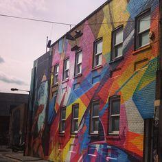 #Shoreditch, #London // Life is a DIY // blog lifestyle
