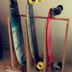 Skateboard Storage Box | Skateboard / Longboard | Pinterest | Skateboard  Storage, Skateboard And Storage Ideas