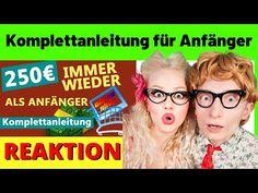 IMMER WIEDER 250€ ONLINE VERDIENEN (Online Shop Komplettanleitung für Anfänger) Michael Reagiertauf - YouTube