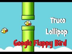 Flappy Bird GRATIS: El Clon de Google en Lollipop | Android Fácil