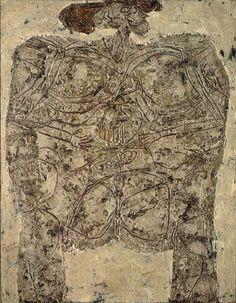 "Pintar a Óleo: A ""Art Brut"" de Jean Dubuffet Sarah Lombardi, Art Occidental, Georges Pompidou, Tachisme, Jean Dubuffet, Art Populaire, Great Works Of Art, Art Brut, European Paintings"