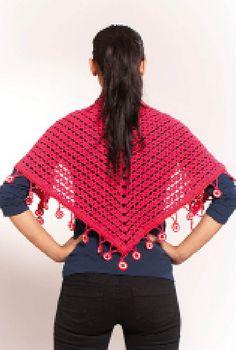Ravelry: Break-through Shawl pattern by Emma Varnam