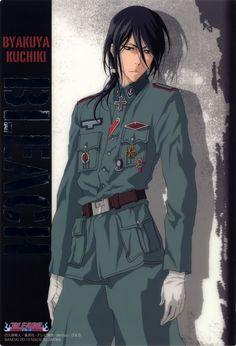 Bleach ~~ What happens when Luka of UraBoku trades outfits with Byakuya Kuchiki