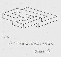 Ilusionario: La escalera imposible