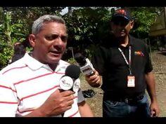 Ministro de medio ambiente en operativo de limpieza en Tenares Bautista ...