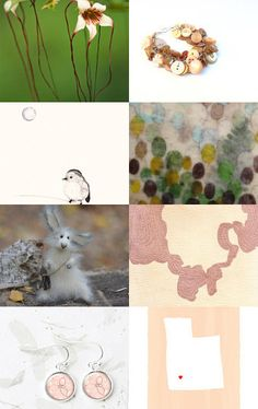 Whispers.... of Springtime by Deborah on Etsy--Pinned with TreasuryPin.com