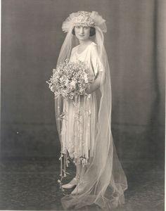 bride c 1920