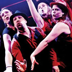 The Showstoppers  - Thu 09