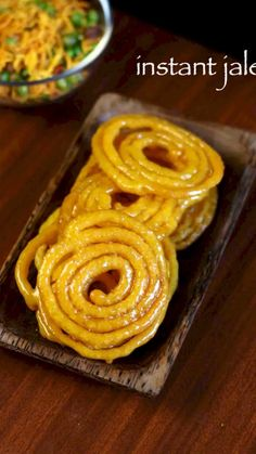 Instant Jalebi Recipe Homemade Crispy Jalebi Recipe With Step By Step Photo And Video Recipe. Fresh & Chewy Texture Jalebi Is A Popular Sweet In India. Jalebis Was Born In The North And Has Become Famous All Over India. Jamun Recipe, Burfi Recipe, Chaat Recipe, Indian Dessert Recipes, Sweets Recipes, Indian Sweets, Spicy Recipes, Cooking Recipes, Key Lime Pie