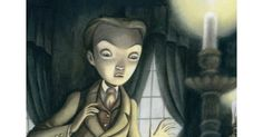 Edgar Allan Poe's Tales of the Macabre by French artist Benjamin Lacombe