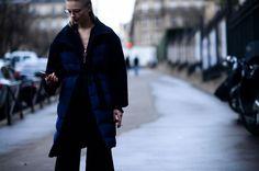 Frederikke Sofie Falbe-Hansen   Paris via Le 21ème