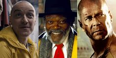 Sequência de Fragmentado terá James McAvoy, Bruce Willis e Samuel L. Jackson