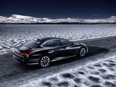 Lexus LS, LS 500h