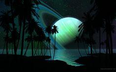 Thetis Moon ... Digital Blasphemy ... 2560 x1600 ... 3.25MB