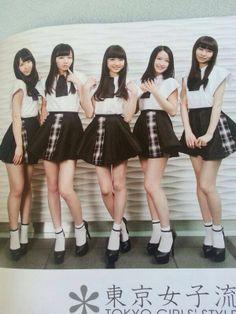 東京女子流|Tokyo Girls' Style 16th Single「十字架」