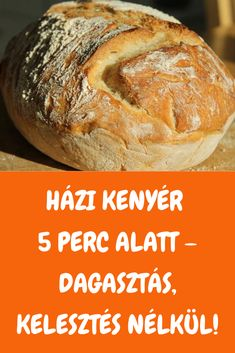 Wine Recipes, Bread Recipes, Cooking Recipes, Healthy Recipes, Baking And Pastry, Bread Baking, Good Food, Yummy Food, Hungarian Recipes