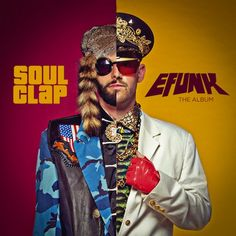 Soul Clap : EFunk (Wolf+Lamb)