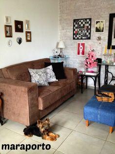 Olá pessoas!!! Eu vim mostrar como eu fiz a capa do meu sofá, comprei um sofá de dois lugares marrom (na verdade acho que é um tipo de cor de burro quando foge, kkkk) ele é bem bonito, mas um pouco escuro para o meu gosto, já tive um sofá com capa branca há tempos […]