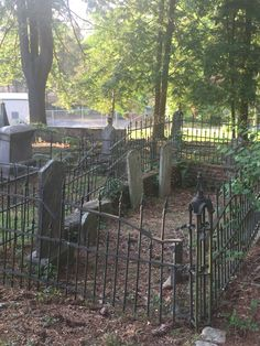 Abandoned cemetery Clarksville, Ga                                                                                                                                                      More