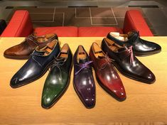 Men's Shoes, Dress Shoes, Shoe Display, Well Dressed Men, Toe Shape, Fashion Boots, Gentleman, Oxford Shoes, Lace Up