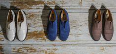 One style, three colours: choose your favourite one from #Pakerson Boutiques! Stesso stile, tre colori: scegli il tuo preferito nelle Boutique Pakerson! http://store.pakerson.it/man-italian-handmade-shoes.html