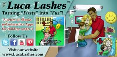Is mommy going into the #hospital? If so, this experience can be difficult for anybody! Help make your #child a bit more comfortable with our Luca Lashes Visits #Mommy in the Hospital #app at http://www.lucalashes.com/t-apps.aspx. #Lucalashes