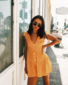 Running around LA melting ☀️ Cute Summer Outfits, Cute Casual Outfits, Spring Outfits, Selfie Foto, Trends, Outfit Goals, Poses, Aesthetic Clothes, Cute Dresses