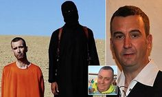Things change when it's one of your own I guess... Cameron vows to bring Jihadi John to justice after he beheads David Haines and threatens that second British aid worker will be next.