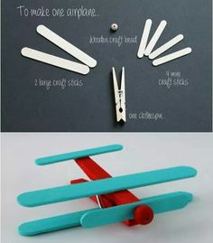 paper mache airplane for the kids pinterest papier. Black Bedroom Furniture Sets. Home Design Ideas