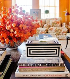 Tory Burch Home - Chinese lanterns