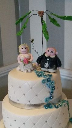 Carly and Marks cake