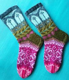 Ravelry: Fairy Tale Socks pattern by Sini Huupponen