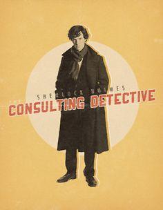 Sherlock Holmes - Consulting Detective Asha- I do like the various interpretations of sherlock holmes. Grade -> 6-7 Well Done!!