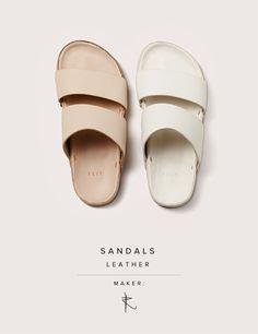 dbec2870d Feit sandals -the minimal Japanese flip-flop