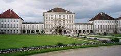 Schloss Nymphenburg, Munich. Operas and concerts in such a great setting. Could not be more fun.