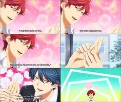 Anime: Gekkan Shoujo Nozaki-kun So funny! xD