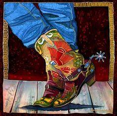 Nancy Dunlop Cawdrey. #artist