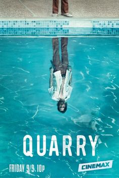 5 Upcoming TV Shows set in the 1970's. Quarry TV show, Quarry 2016.