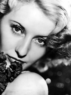 Barbara Stanwyck, She was a looker in her day.