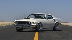 1969 Ford Mustang Boss 429 Fastback Unrestored, Well Documented