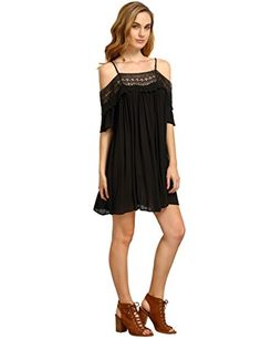 ROMWE Women's Off Shoulder Lace Dress Black M Romwe https://www.amazon.com/dp/B01GYOM30K/ref=cm_sw_r_pi_dp_x_n4DqybDQHDJVS