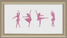 Hey, I found this really awesome Etsy listing at https://www.etsy.com/listing/273091408/four-ballet-dancers-cross-stitch-pattern
