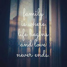 www.everlastingquotes.com #Family #Love #Life