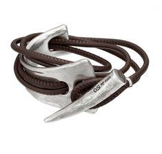 Leather Bracelet from UNO de 50