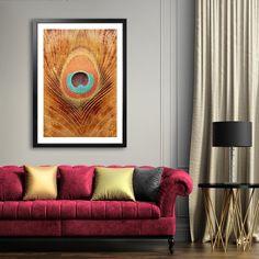 PEACOCK EYE MIXGALLERY nature,feather,wallart,canvas,canvas print,home decor, wall,framed prints,framed canvas,artwork,art
