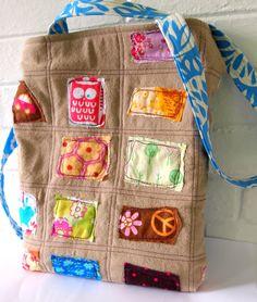 40 Awesome Handmade Tote Bags